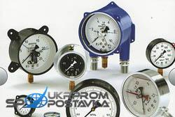 Приборы для измерения и контроля давления