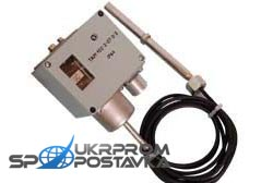 Sensors-relays of temperature