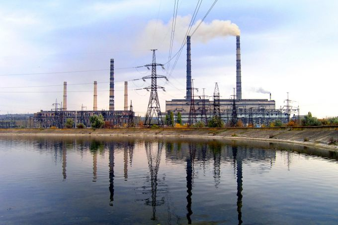Реконструкция Славянской ТЭС