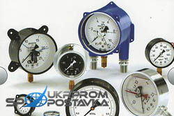Devices for measurement and pressure control