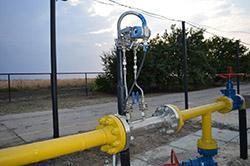 Измерительный комплекс  расхода газа «Флоувент»
